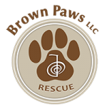 BROWN PAWS